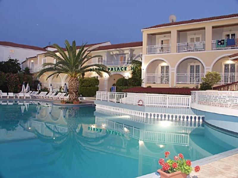 Aparthotel Diana Palace Argassi Zakynthos